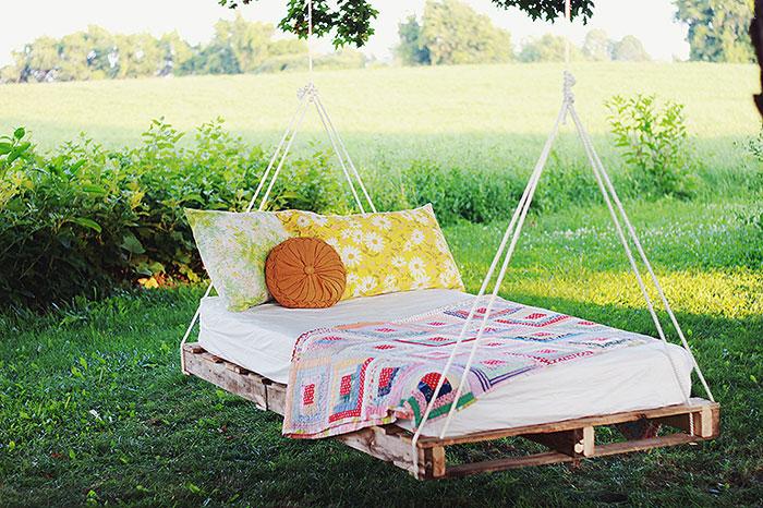 Идеи оформления мест отдыха на даче